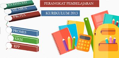 Perangkat Pembelajaran PJOK kelas 2 semester 1 kurikulum 2013