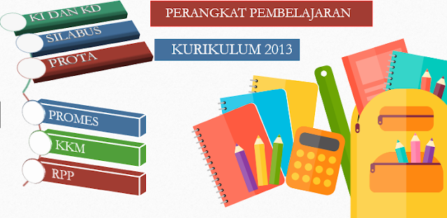 Perangkat pembelajaran kurikulum 2013 jenjang SD/MI terbaru