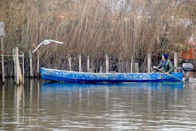Έκθεση φωτογραφίας του Γιάννη Μπράτη με τίτλο: «Παμβώτιδα. Λίμνη και άνθρωποι»