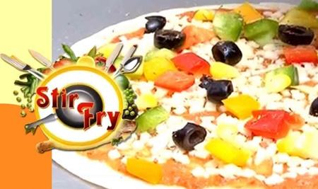 Stir Fry 23-04-2017 | Food Show | Peppers TV