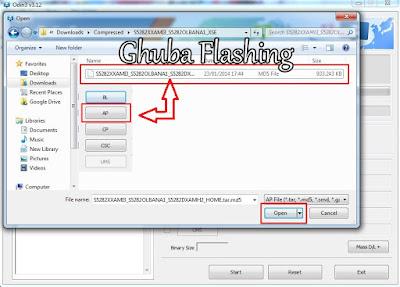 (Sukses) Cara Flash Samsung Galaxy Star Duos (s5282) Via Odin
