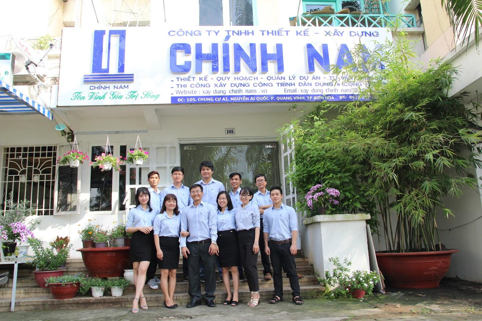 Thiết kế nhà đẹp Đồng Nai