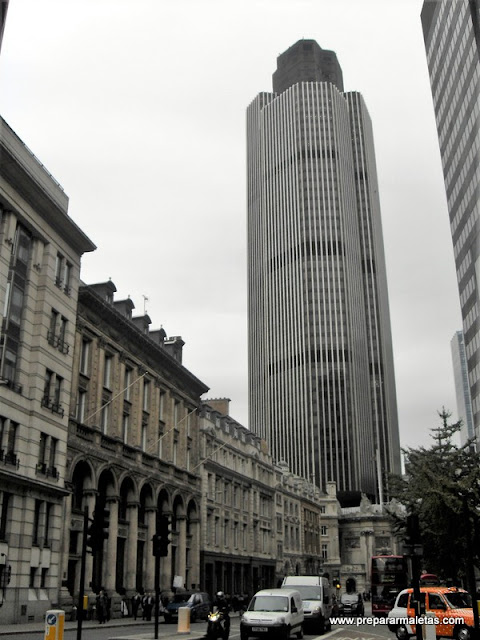 Tower 42 o NatWest Tower en Londres