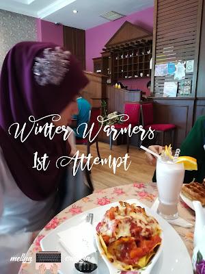 Lepak ala English Style @Winter Warmers Coffee & Tea House