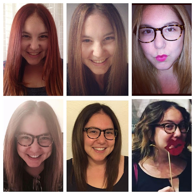 Wendy Vario, hairstylist, hair, interview, First Look Fridays interview series, haircolor, hair color, Jamie Allison Sanders, Studio Booth Salon
