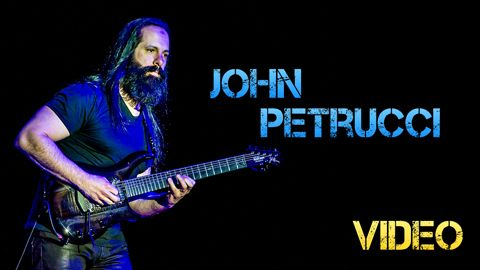 Biografía de John Petrucci (Vídeo)