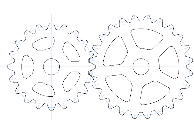 Woodgears, Gear design