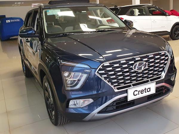Novo Hyundai Creta 2022 tem aumento de preços em setembro - tabela