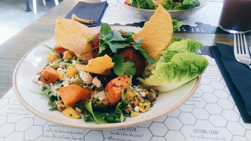 Skinny Kitchen Taco Bowl