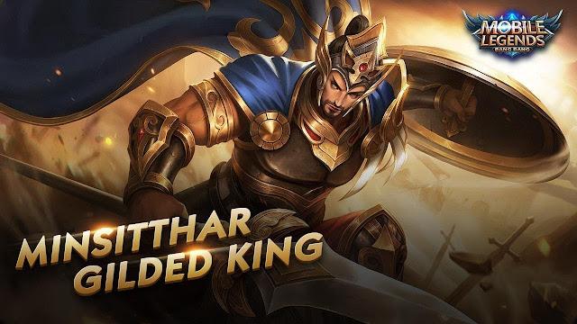 Minsitthar Gilded King Mobile Legends