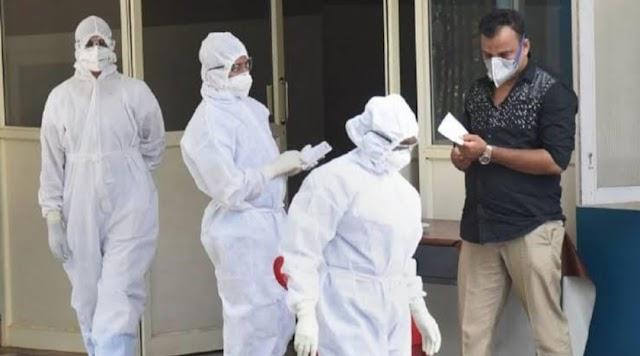 बिहार में कोरोना की चपेट में आए IAS अधिकारी, संक्रमितों का आंकड़ा 3000 के करीब