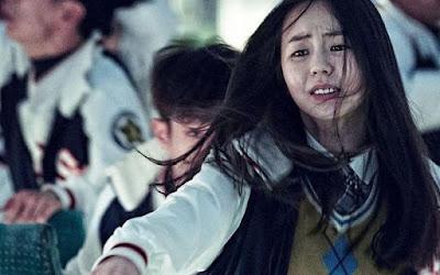 Ahn So-hee (Jin Hee) la pom pom girl dans Dernier Train pour Busan
