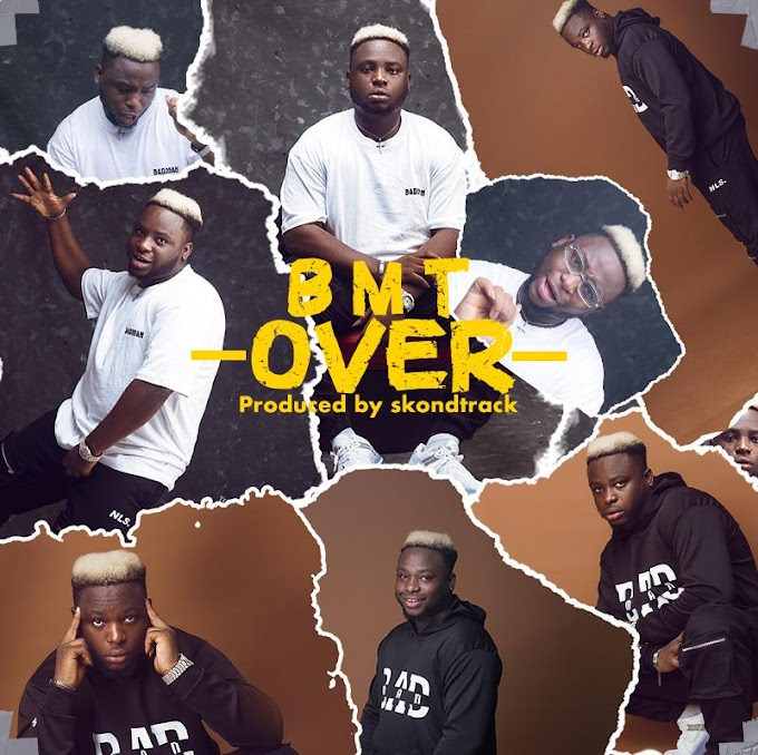 BMT – Over (Prod. by Skondtrack)