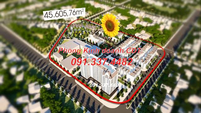 Mở bán Dự án Helianthus Center Red River Vimefulland Cổ Dương Tiên Dương Đông Anh Hà Nội