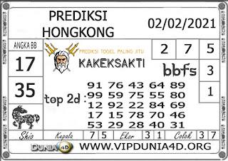 Prediksi Togel HONGKONG DUNIA4D 02 FEBRUARI 2021