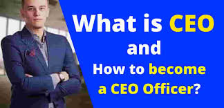 How to become a CEO in India after 12th