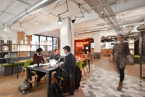 Definite Working Space For Top Companies Catering To Their Needs