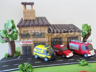 bolos doces opções bragança