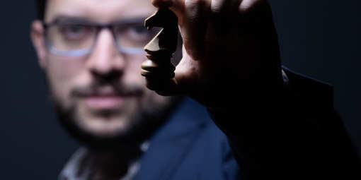 Maxime Vachier-Lagrave, champion d'échecs hors norme et hors des cases