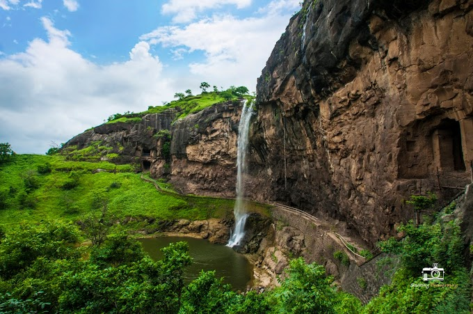 Monsoon Sahyadri's Part 1 -  Ellora Temples and Caves..
