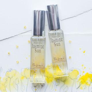 Jasmine Sun Perfume by Wylde Ivy