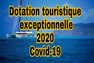 Dotation touristique exceptionnelle de 20 000 dhs Pour les marocains bloqués à l'étranger à cause de la pandémie COVID-19