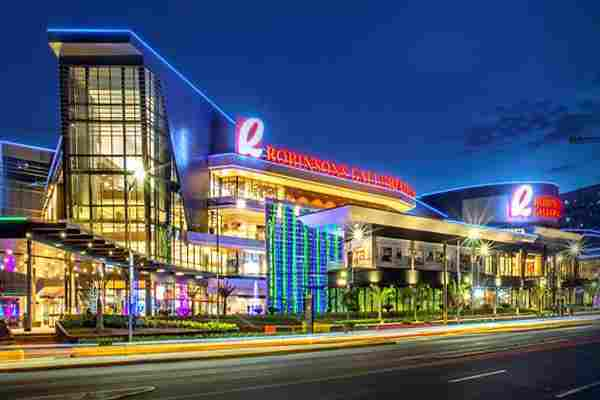 Best Large Shopping Malls Robinsons Galleria Cebu Boutique Supermarkets Shops Movie Theater Pastry Beverages Restaurants Coffee Cebu Philippines 2018