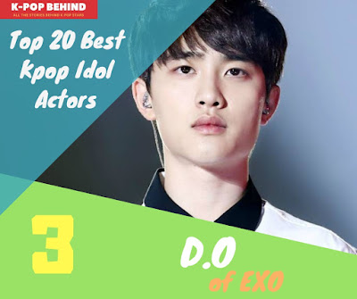 D.O of EXO