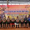 Karo SDM Saksikan, Kapolda Sulsel Membuka Turnamen Tennis Beregu Piala Kapolda Sulsel Cup 2021