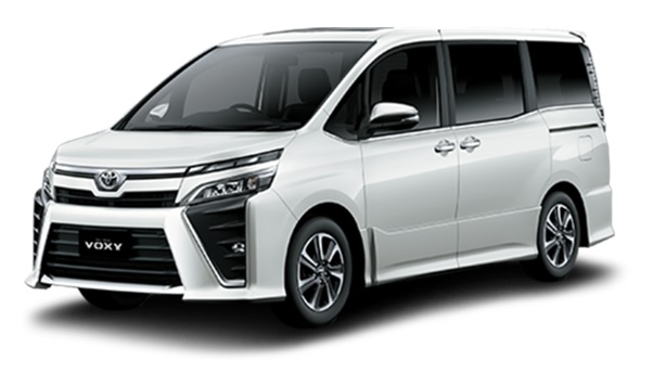 VIP Car for VIP: Toyota All New Voxy