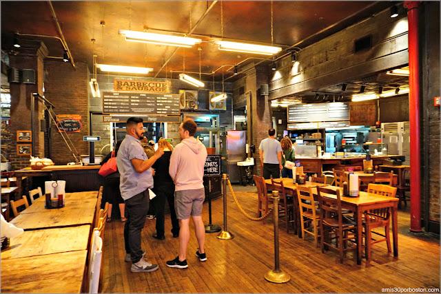 Hill Country Barbecue Market en Nueva York