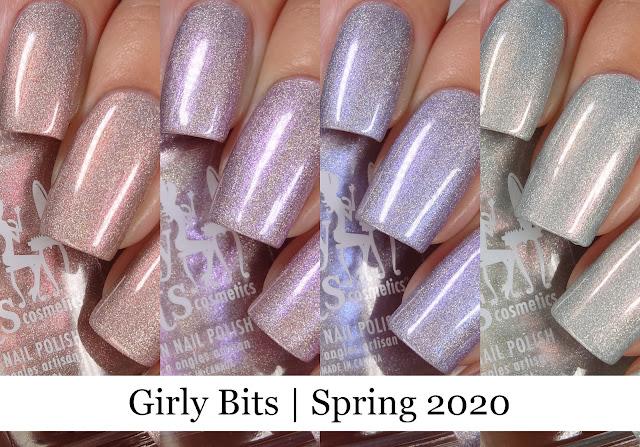 Girly Bits Spring 2020