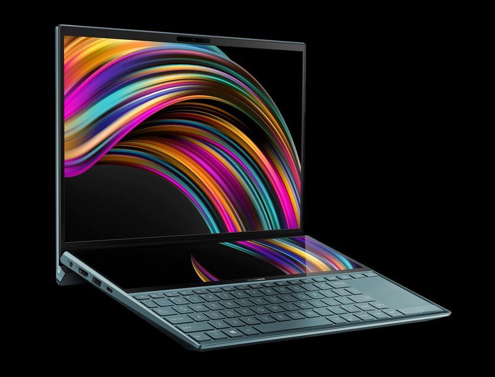 Review Asus ZenBook Duo UX481