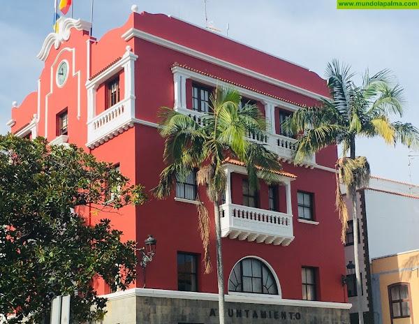 El Ayuntamiento de San Andrés y Sauces hace efectivas las ayudas a  casi un centenar de estudiantes  que cursan sus estudios fuera de la Isla