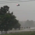 Vídeo mostra momento exato da queda do Helicóptero das forças armadas no Careiro da Várzea; assista
