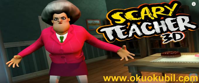 Scary Teacher v5.1.1 3D + Vahşi Katil + Sınırsız Para  Android İndir