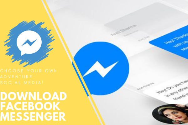 Facebook Messenger App For Download<br/>