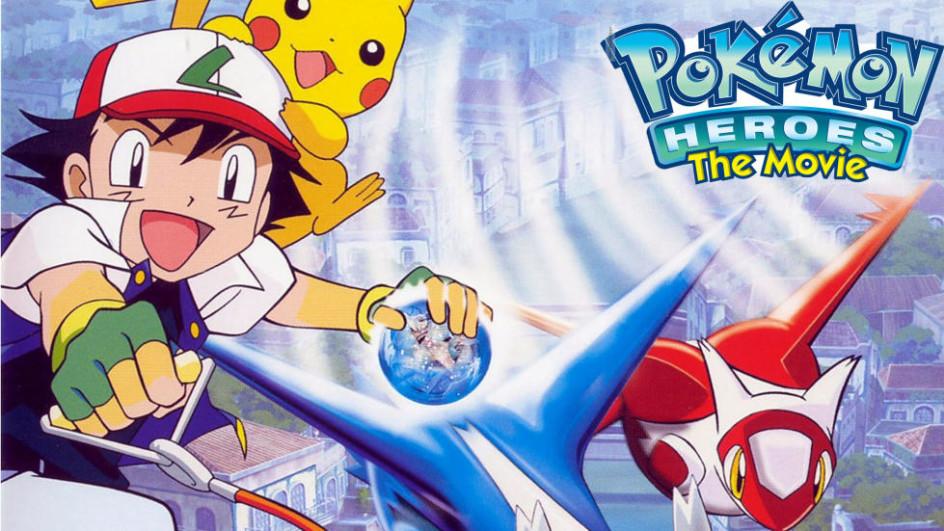 Pokemon The Movie Pokemon Heroes Latios And Latias Animepisode