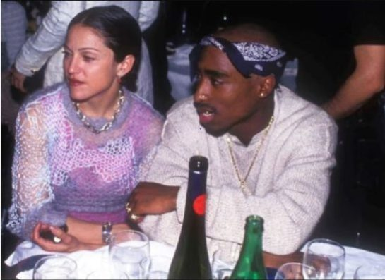 Tupac's handwritten love letter to Madonna goes for auction starting at $100,000