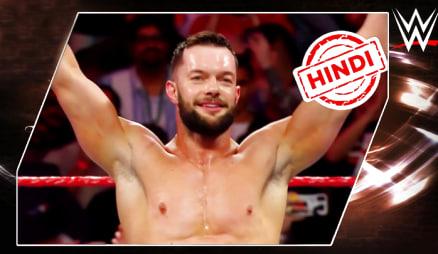WWE RAW 10th April 2018 Hindi 400MB HDRip 480p x264