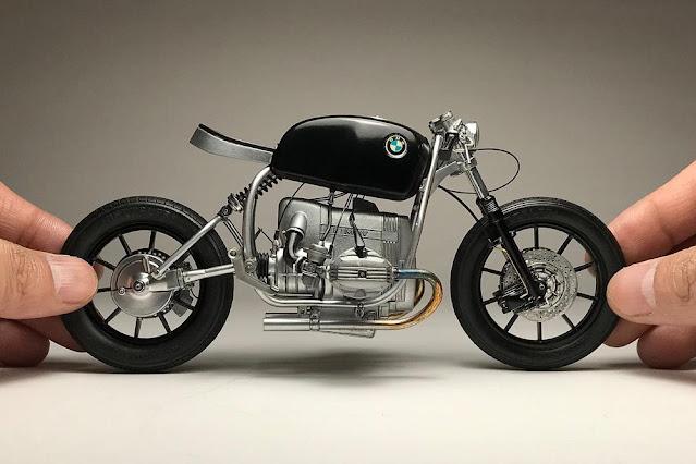 Kota Scale Model BMW R100