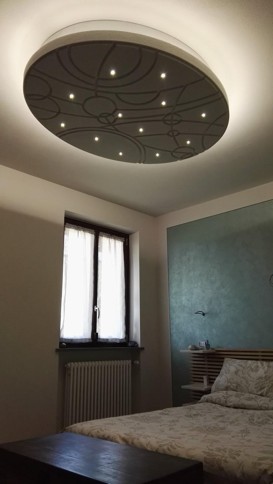 Illuminazione led casa lampadari a led di design forme di for Lampadari luce led