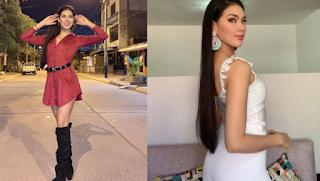 Mei Azo es retadora en Miss Perú 2020