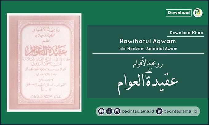 Download Kitab Aqidatul Awam Makna Jawa
