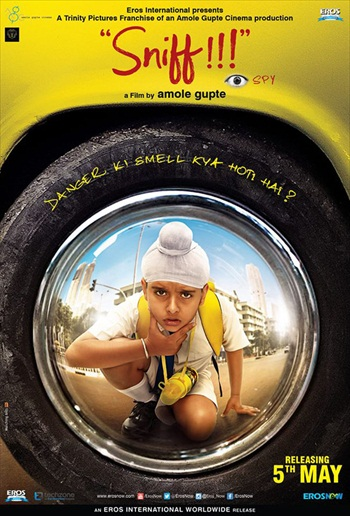 Sniff 2017 Hindi 720p WEB-DL 800mb