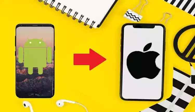 أفضل الطرق لنقل جهات الاتصال من هواتف الأندرويد إلى هواتف الآيفون بسهولة