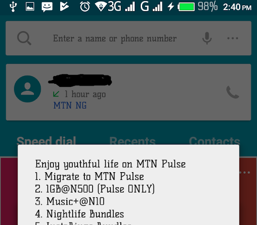 How to Activate 1GB for N200 Instabinge Bundle