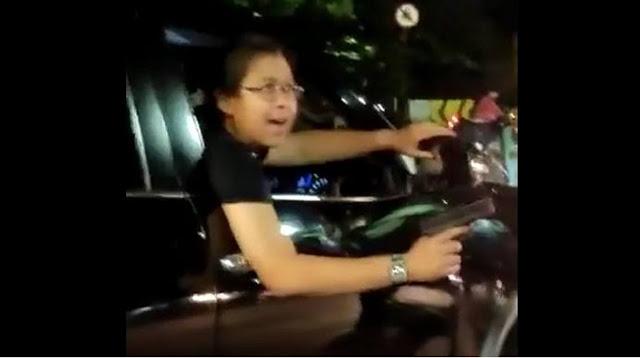 Bang Jago Acungkan Pistol ke Warga, Sahroni: Sama seperti Teroris, Tindak!