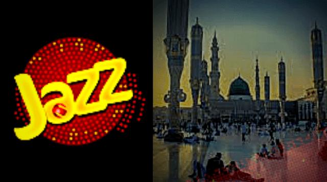 Jazz, Hajj Pack Gets 1 GB for PKR 1000 In Saudi Arabia