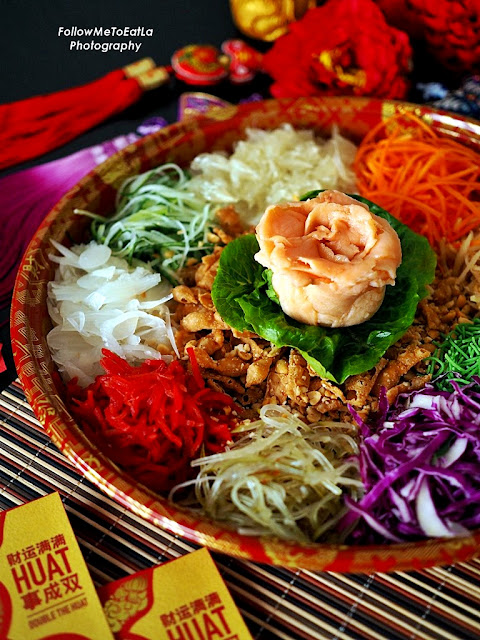 Hilton Garden Inn Puchong Offers Chinese New Year 2021 Yee Sang Sets